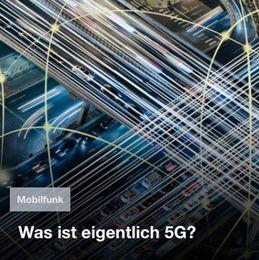 Mobilfunk – Was ist eigentlich 5G?
