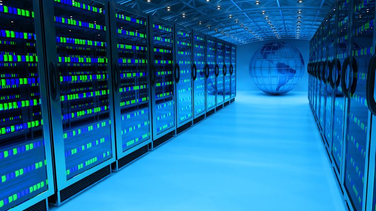 Data Centers / Colocation / Cloud Infrastructures