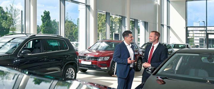 Geschäftskunden-Angebot von TÜV NORD Mobilität