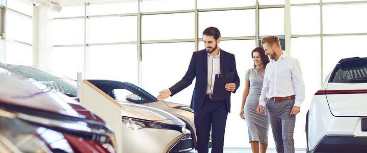 Autokauf von Neuwagen