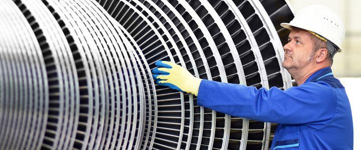 Turbinenwärter/in - Grundkurs für Dampfturbinen
