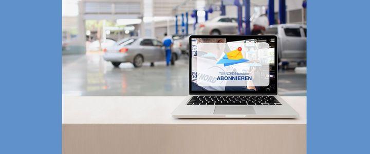 Newsletter TÜV NORD Mobilität