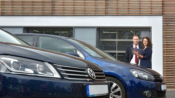 Car Dealership and Workshop