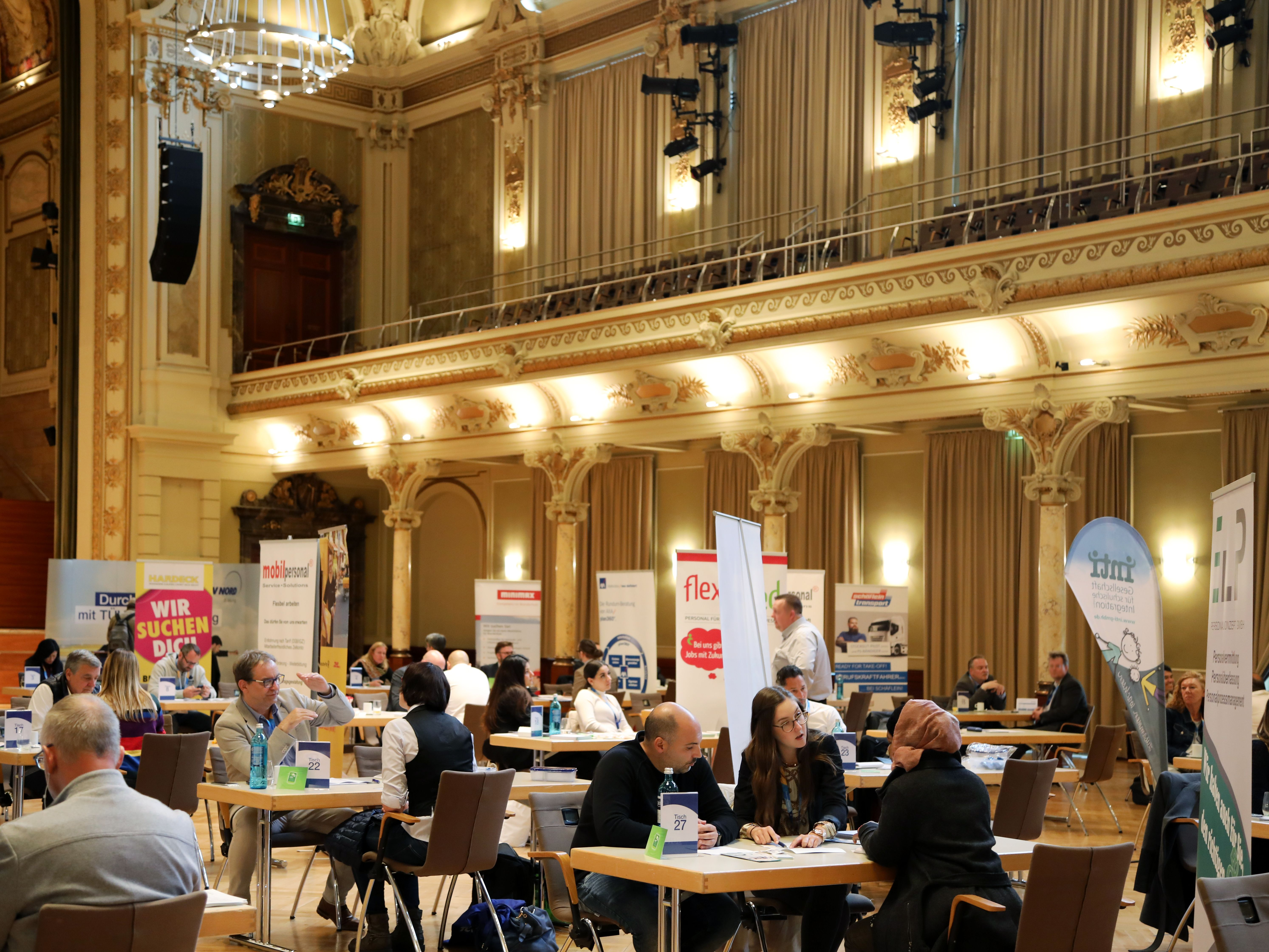 Job-Speed-Dating Wuppertal