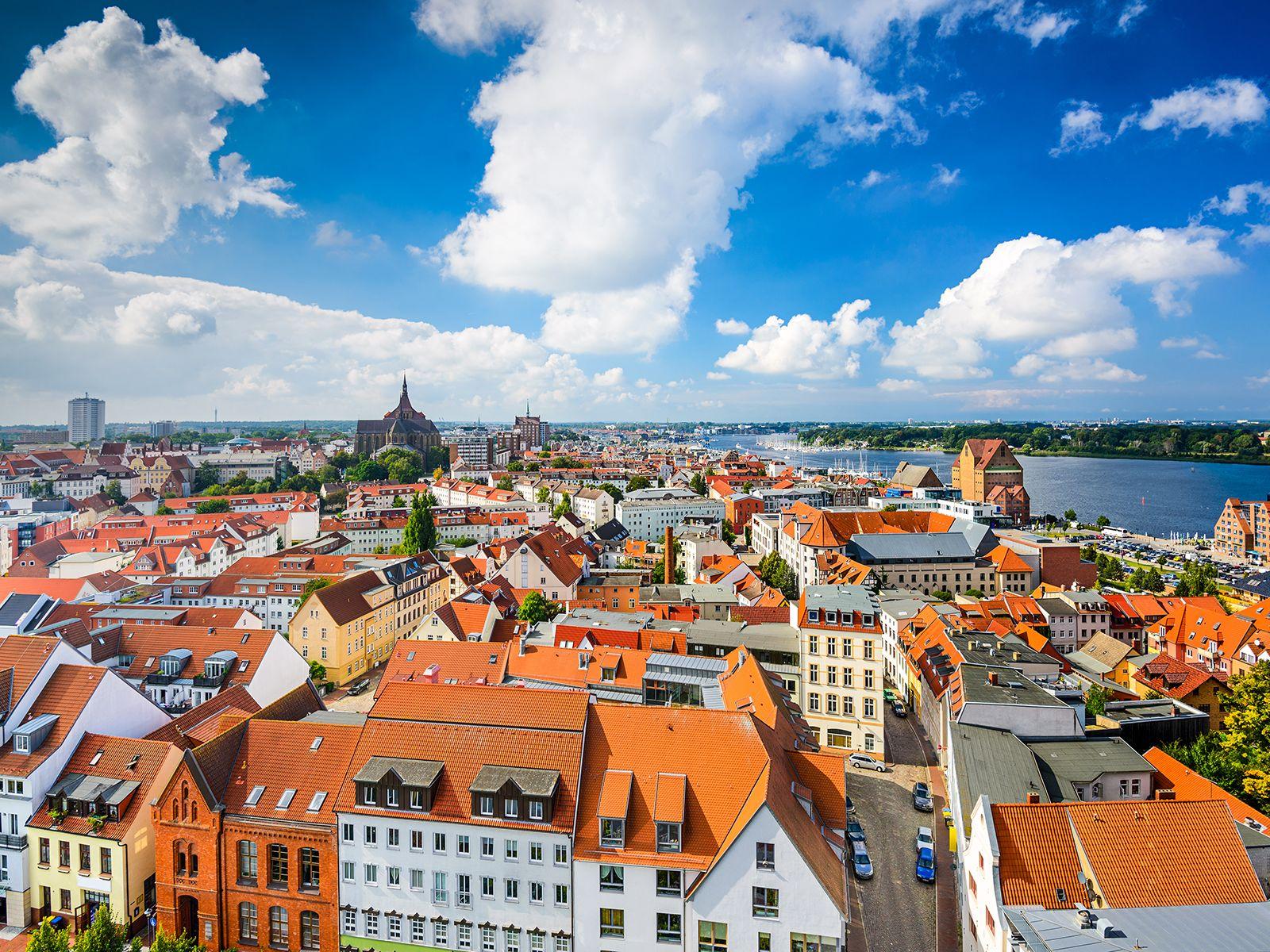 Rostock veranstaltungsorte t v nord for Warnemunde hotel pension