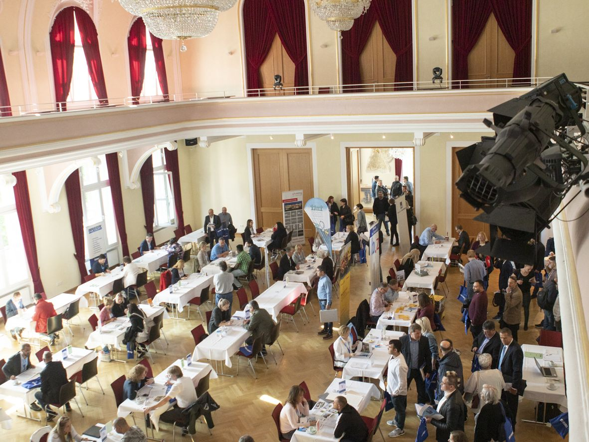 Job-Speed-Dating Iserlohn